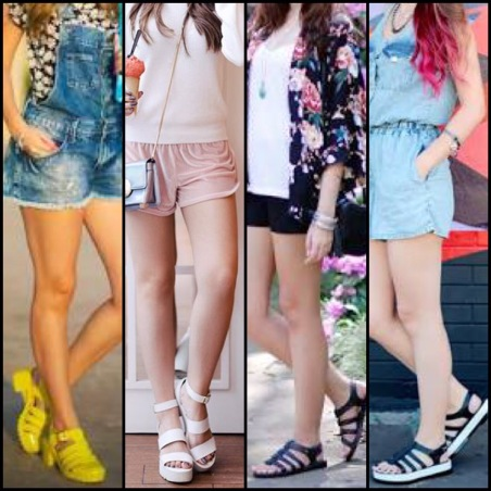 look blogueiras com melissa